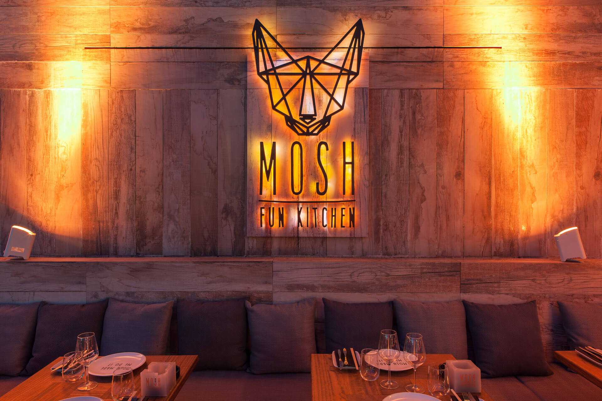 Mosh Fun Kitchen