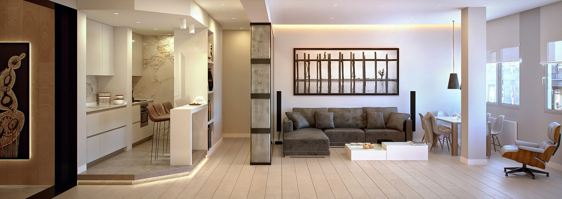 Apartamento Blasco de Garay - archidomstudio.com