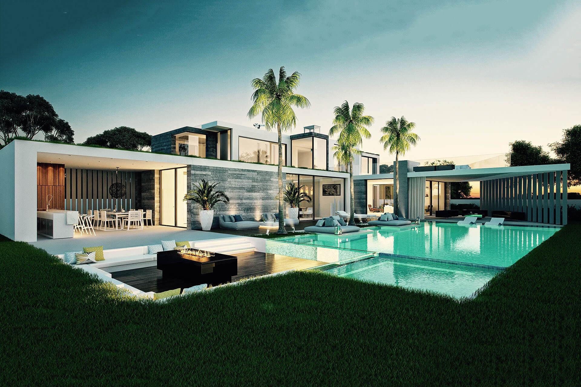 Villa Juste - archidomstudio.com