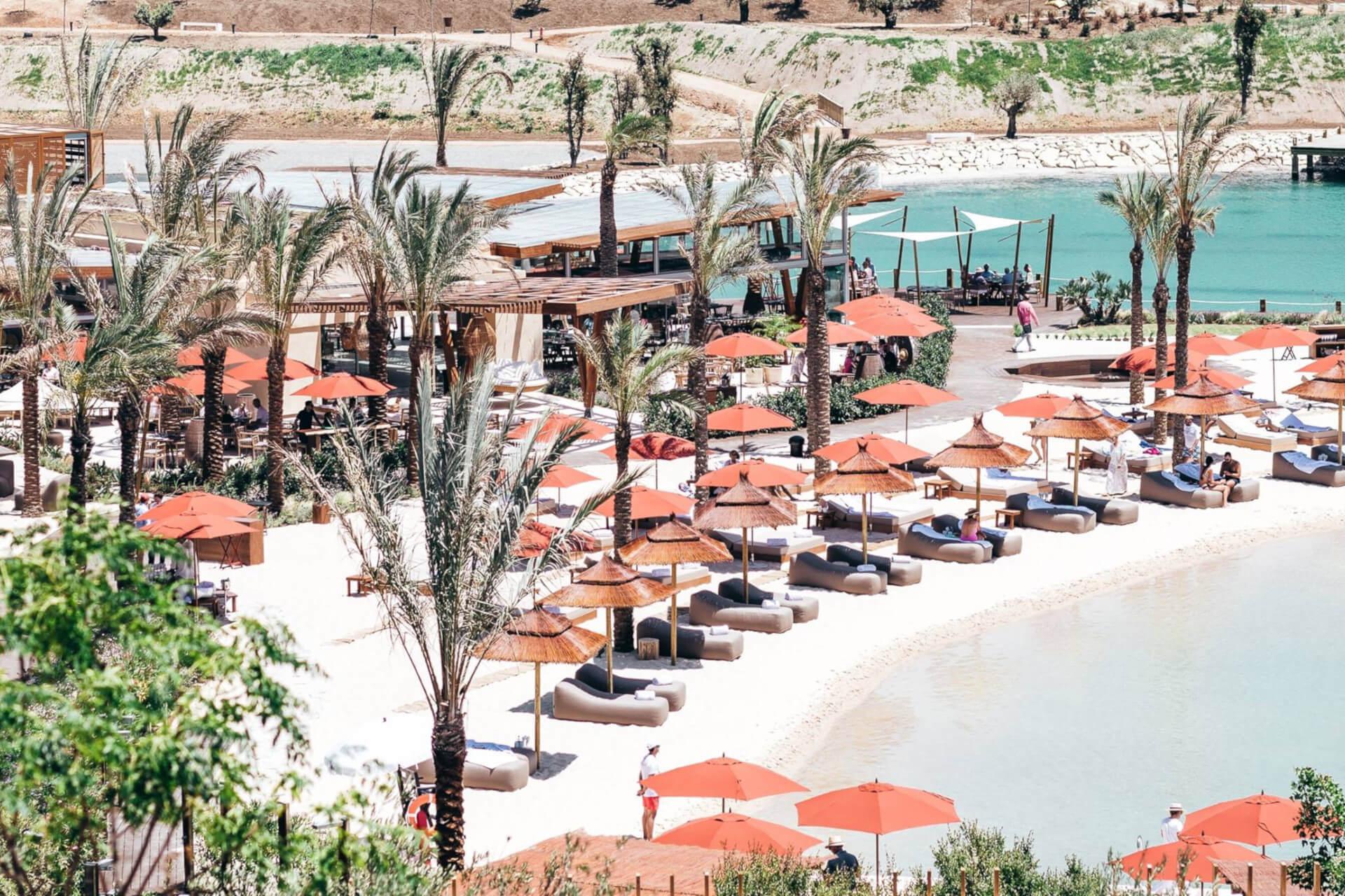 Sotogrande La Reserva Beach
