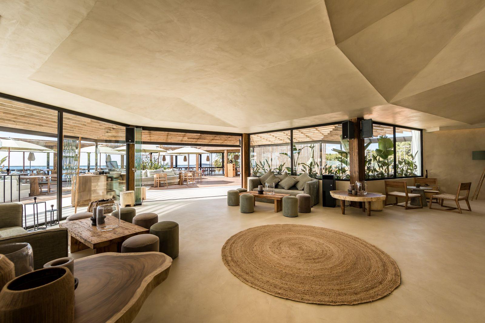 Beach club UM Mallorca