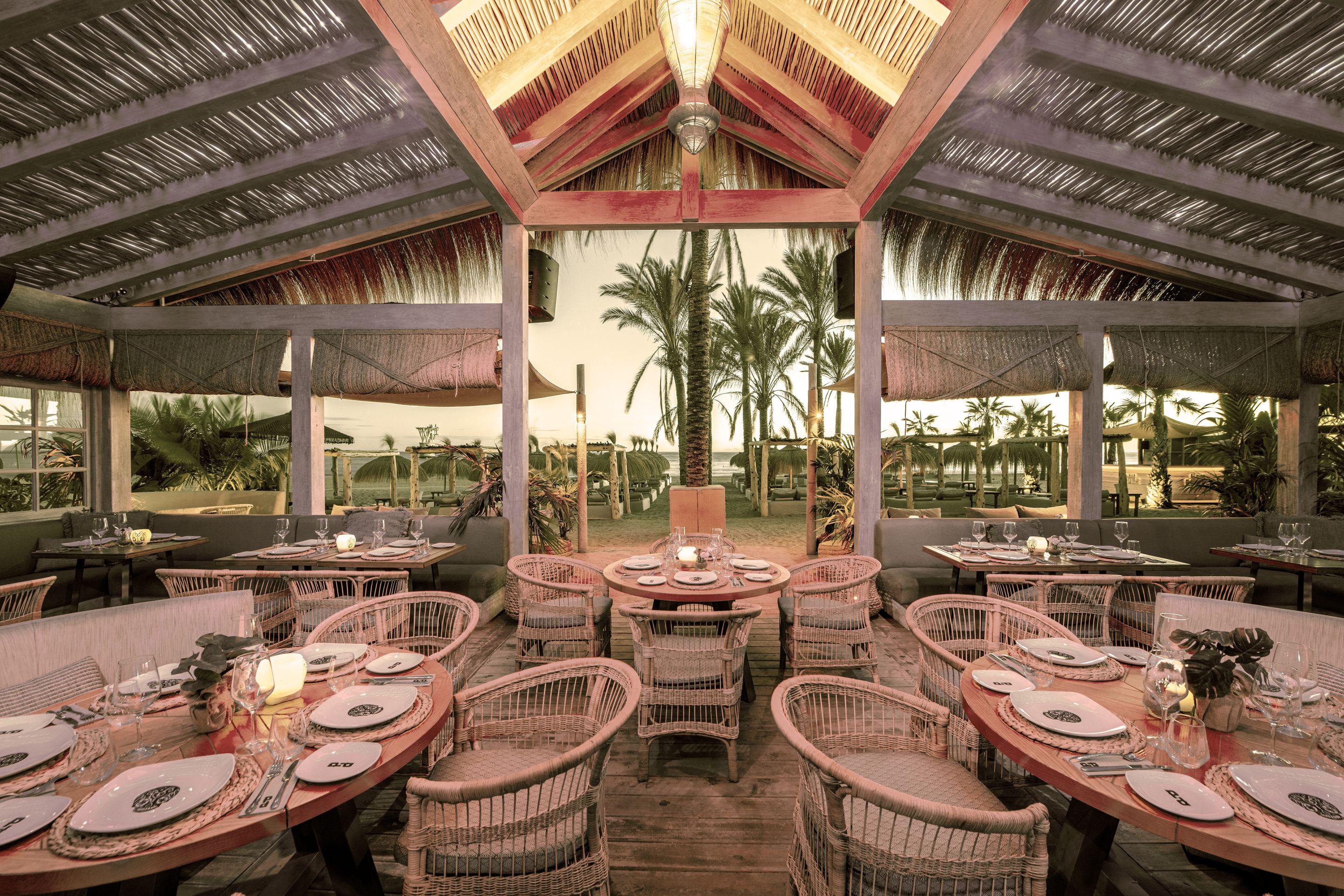 New Playa Padre Beach Club |mejores-restaurantes-mexicanos-Marbella