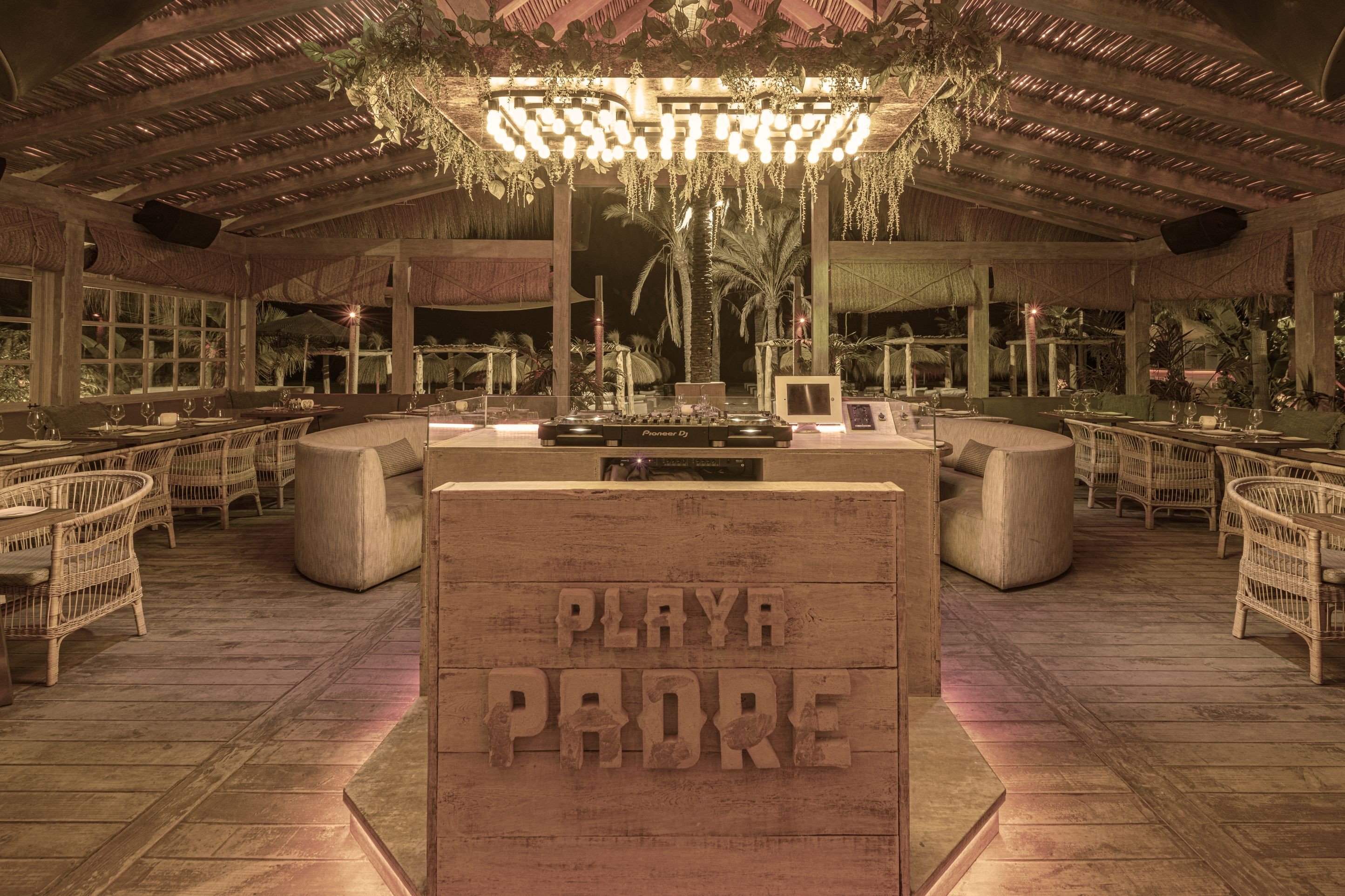 New Playa Padre Beach Club