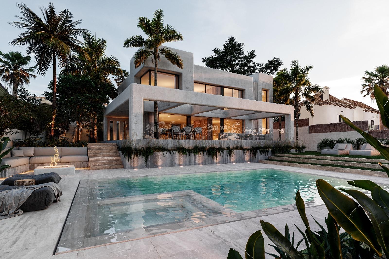 Villa B F